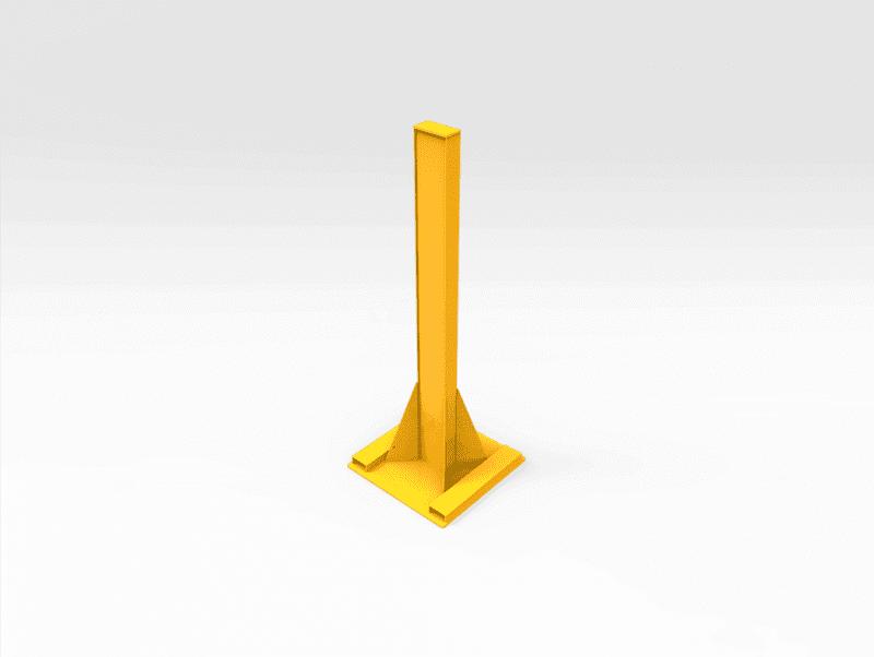 10 Tonne General-Purpose Work Stand