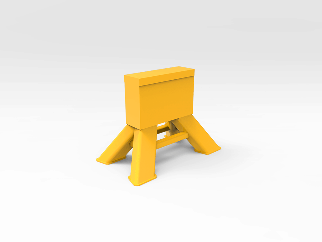 30 Tonne Support Stand