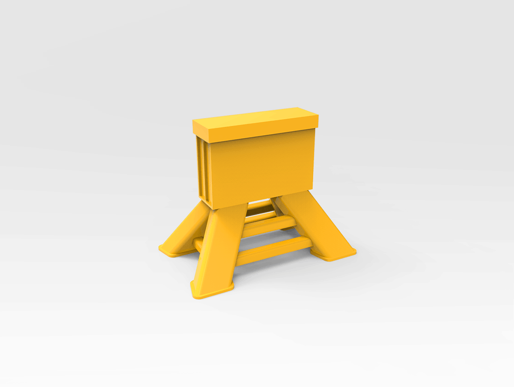 50 Tonne Support Stand
