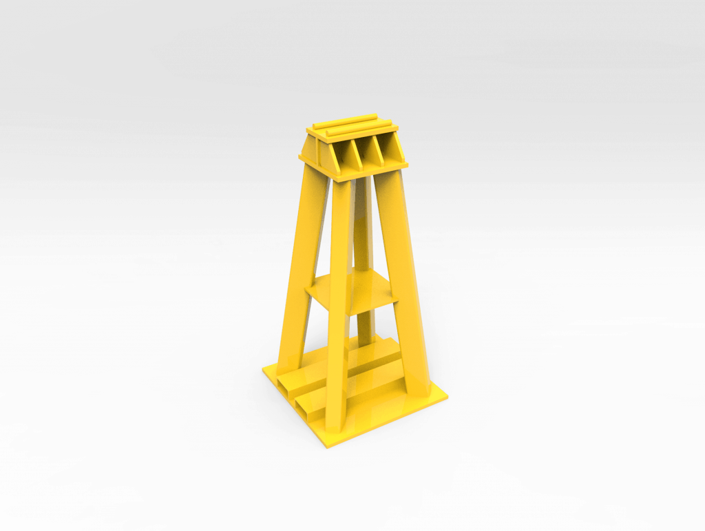 Front End Support Stand