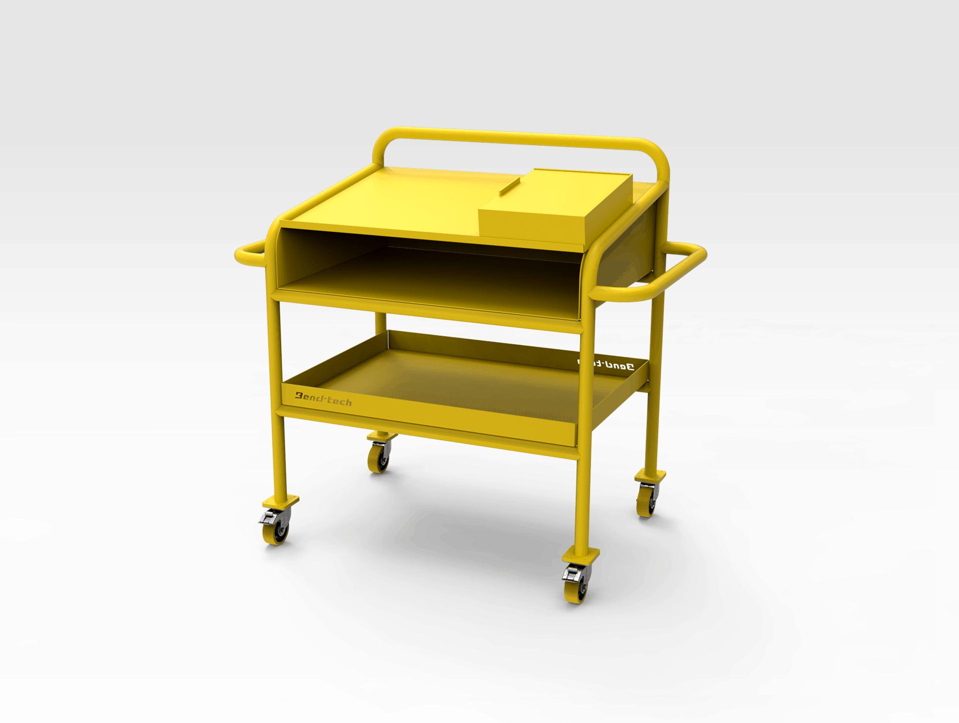 Aluminium Workshop Bench