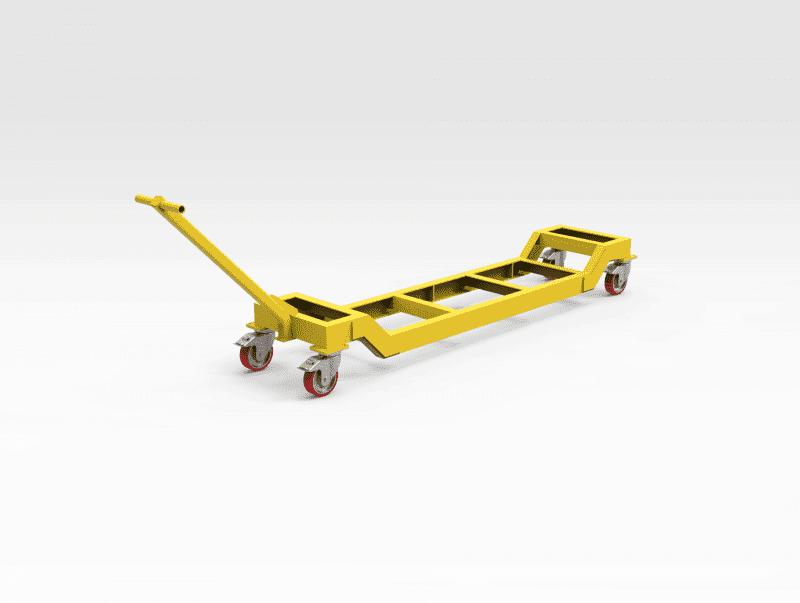 Pulley Trolley RH