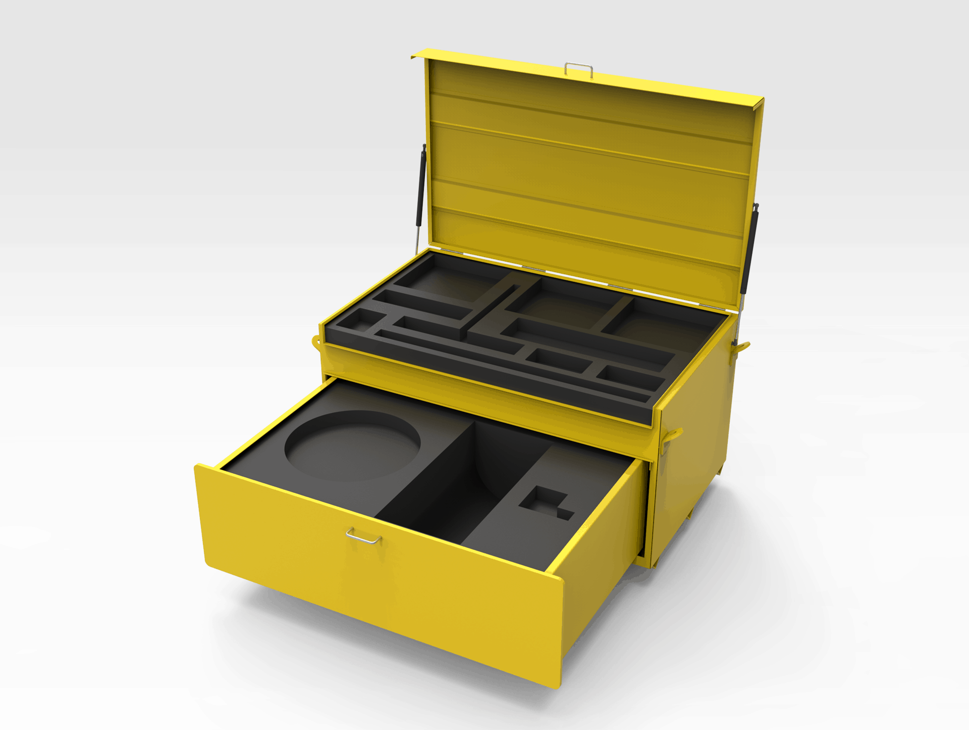 Toolboxes / Storage Containers
