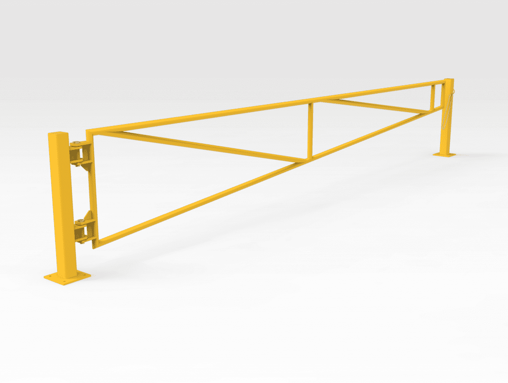 Access Gate 7000mm LH