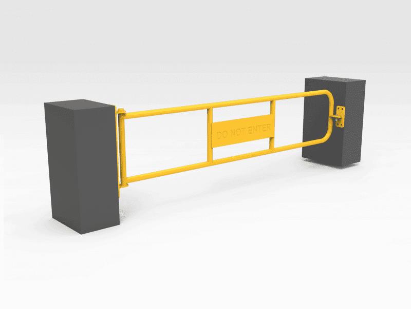 Lockable Gate 2430mm LH