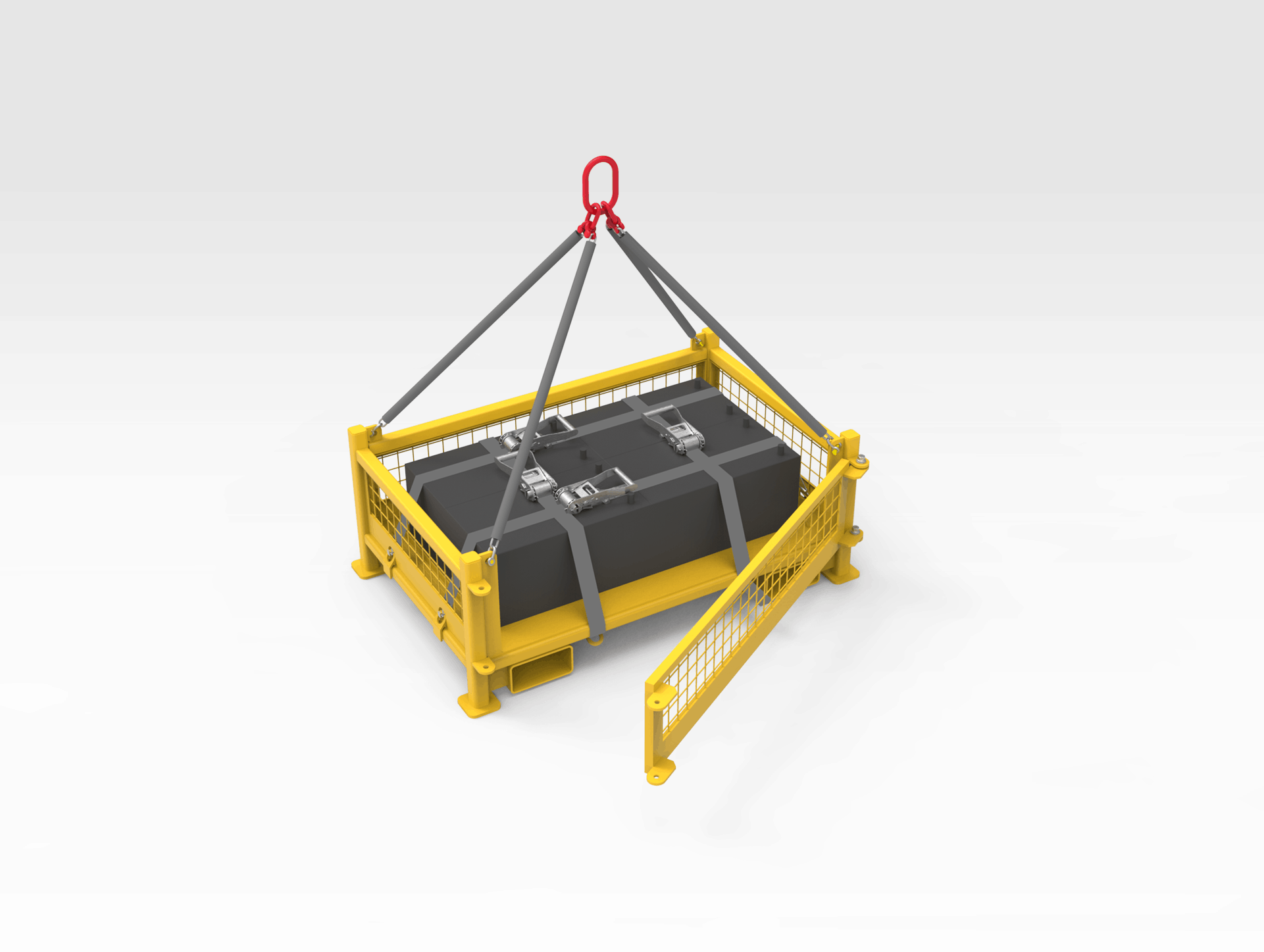 Battery Lifting Cage