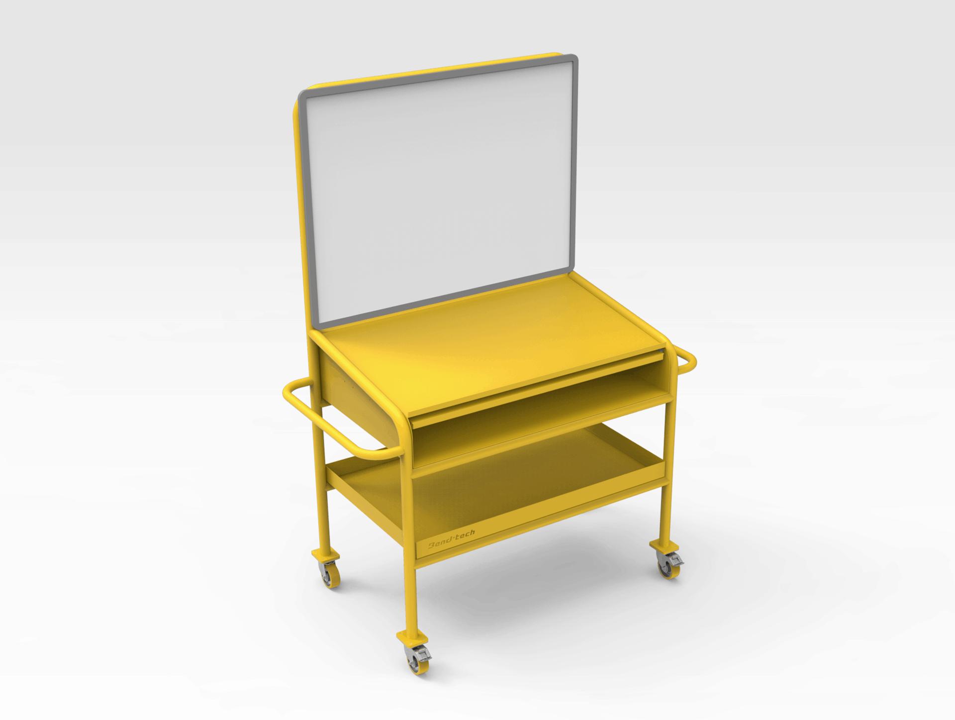 Whiteboard Bench