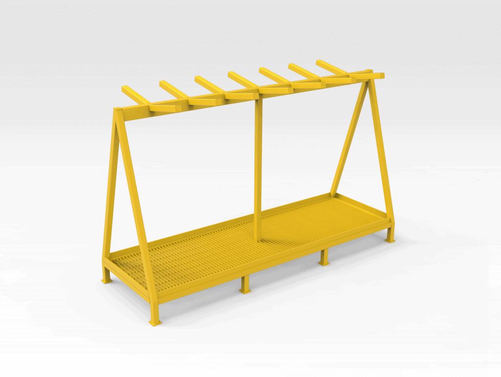 Chain Rack LH
