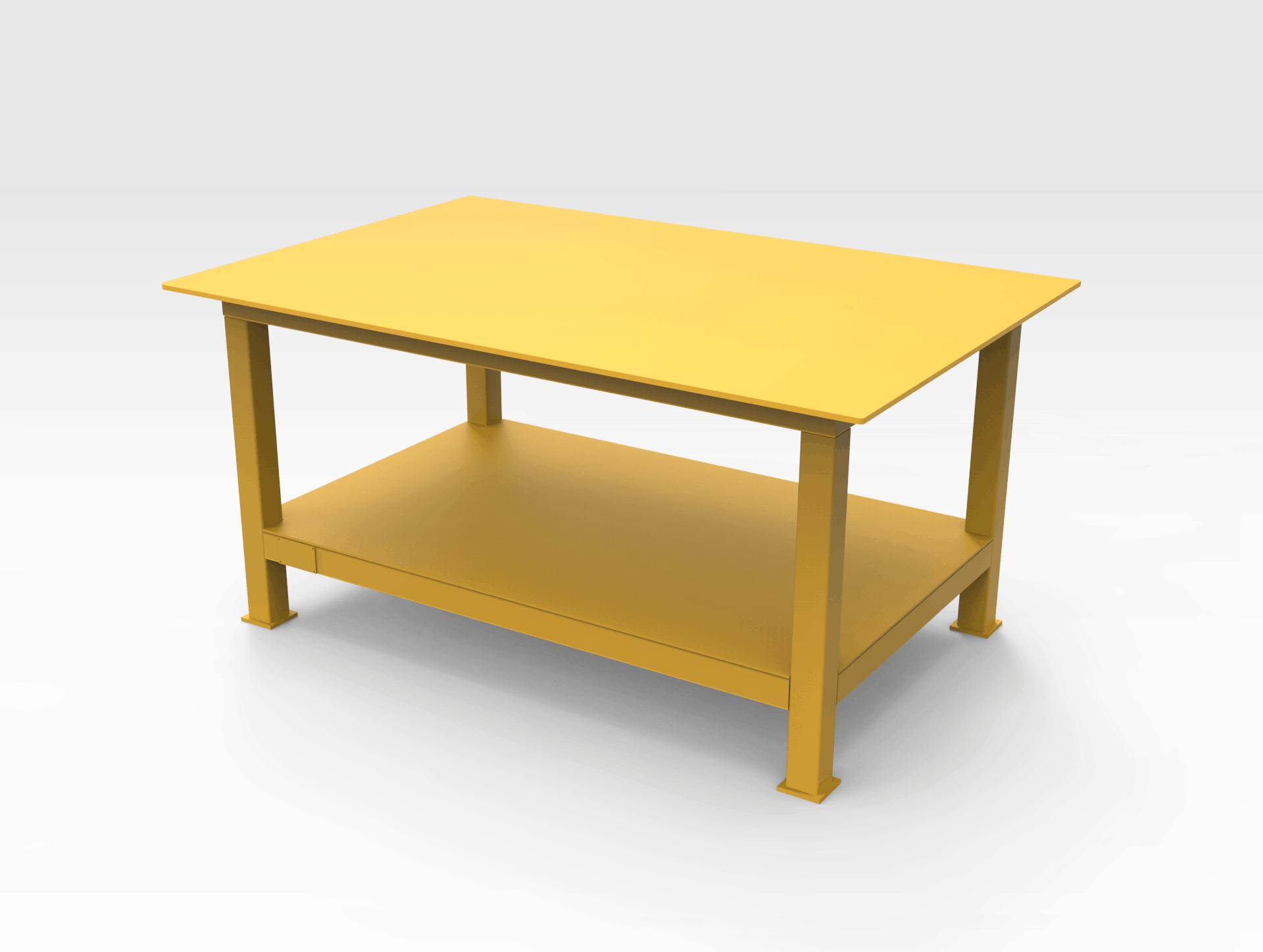 Workbench 2 Tonne 880mm (H) x 1800mm (L)