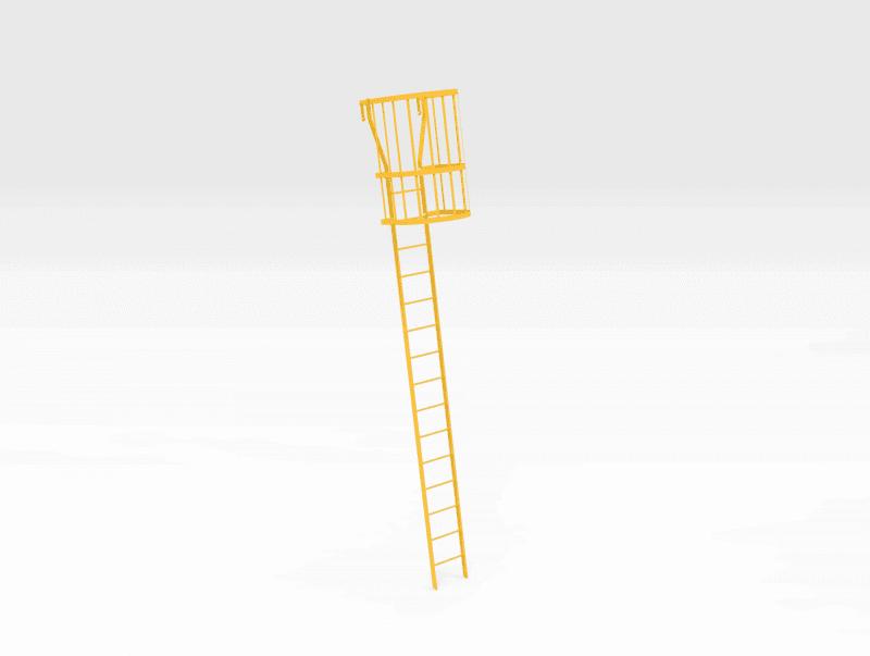 Ladder Cage FL