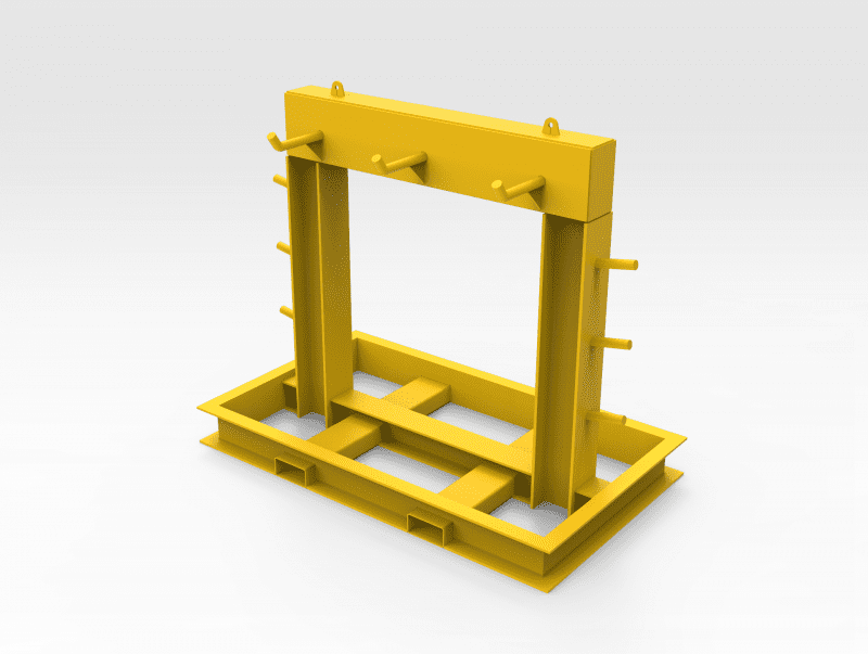 Storage Tray Ropes FR