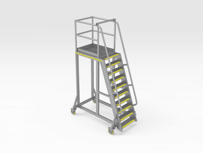 5502756 Platform Ladder