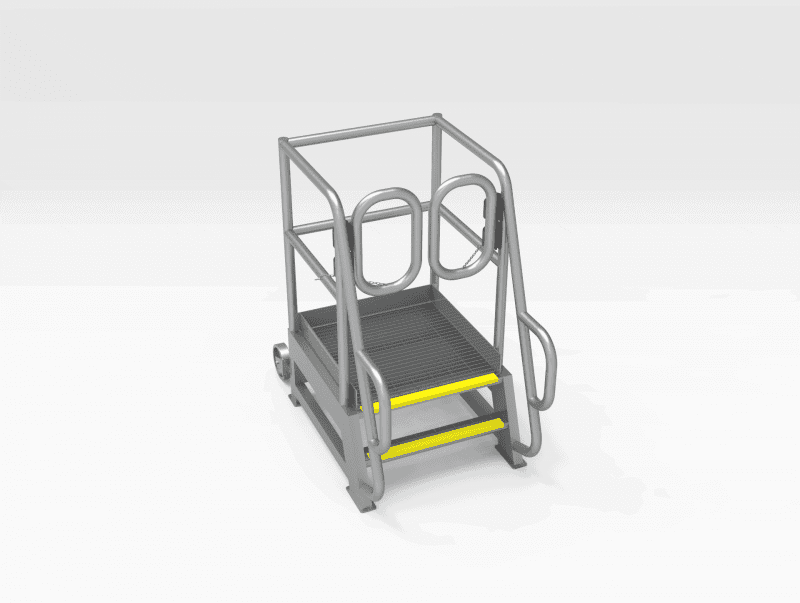 5502890 Access Step Platform