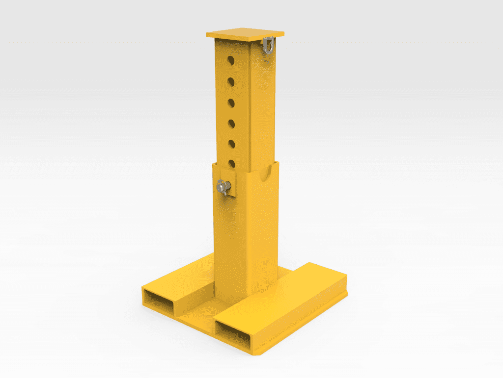 Adjustable Jack Stand - Extended 1400mm h