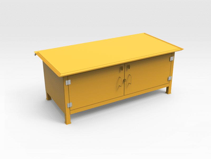 Workshop Bench Closed FL