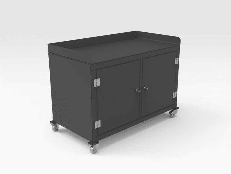 5503300 - Rated Workbench Toolbox - Closed FL