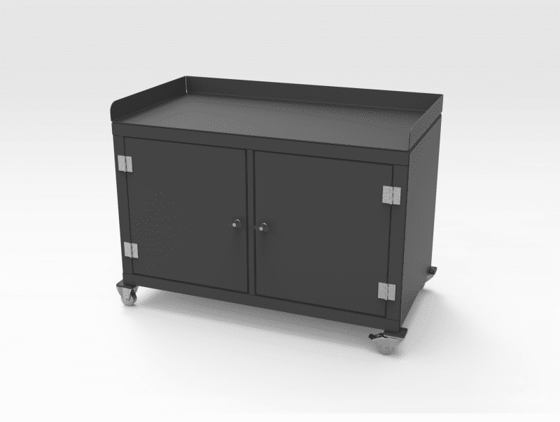 5503300 - Rated Workbench Toolbox - Closed FR