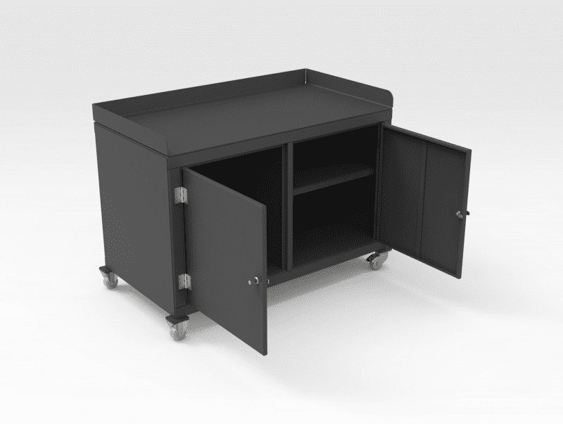 5503300 - Rated Workbench Toolbox - Open FL