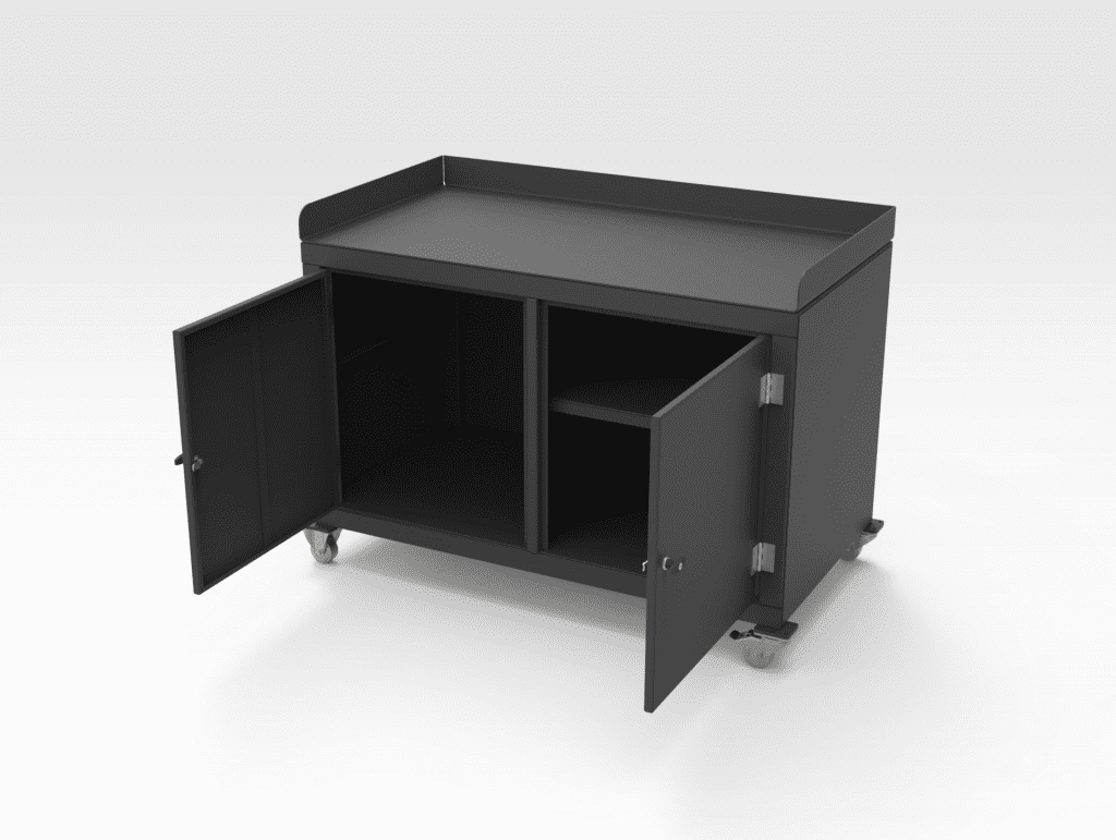 5503300 - Rated Workbench Toolbox - Open FR