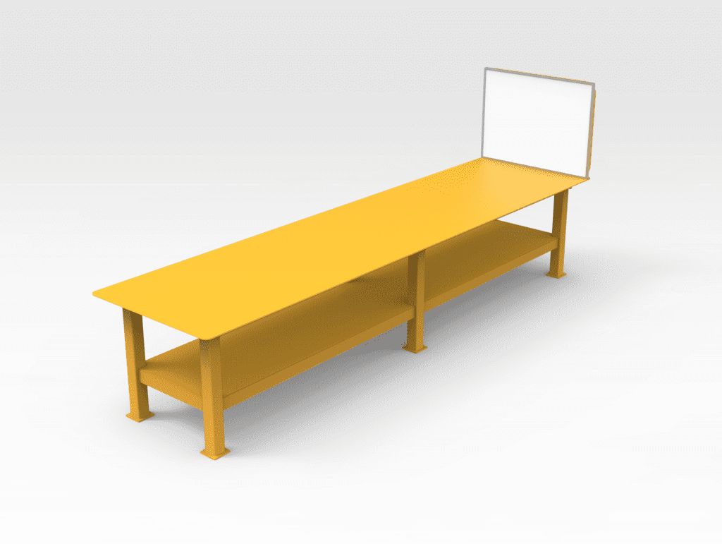 Workshop Extra Long Benches FR