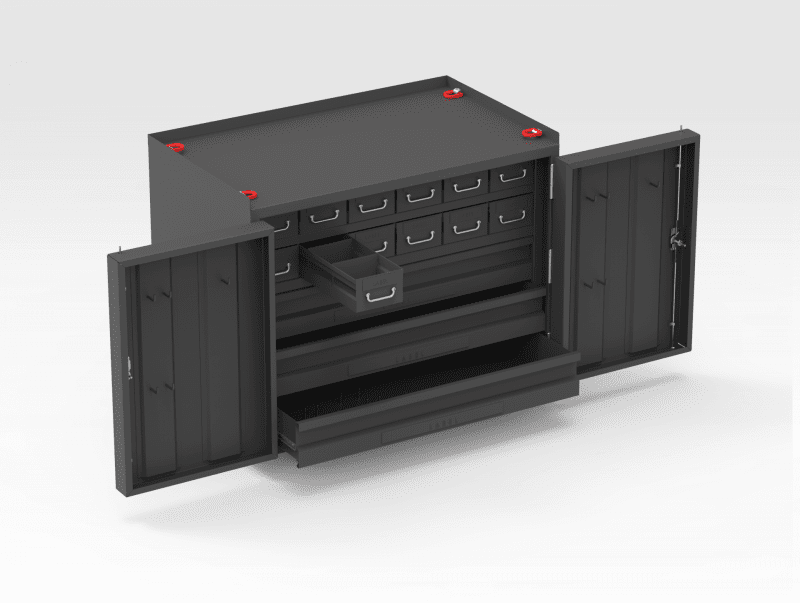 Specialised Front Access Toolbox FL