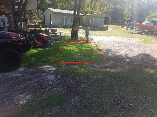 Proposed Ramp Area 2
