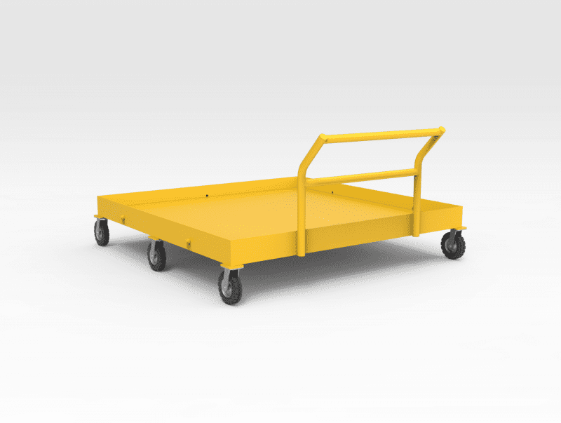 5504415 Oil Drip Tray REAR