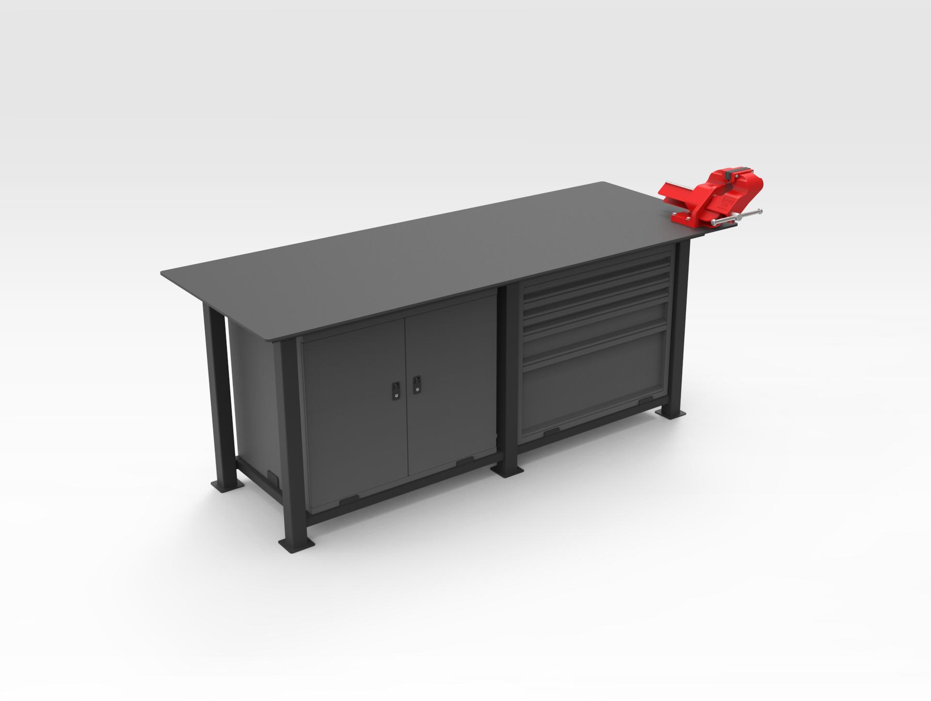 Storage Work Bench